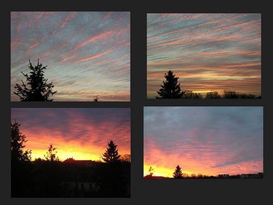 Morgens...halb 8...in Deutschland