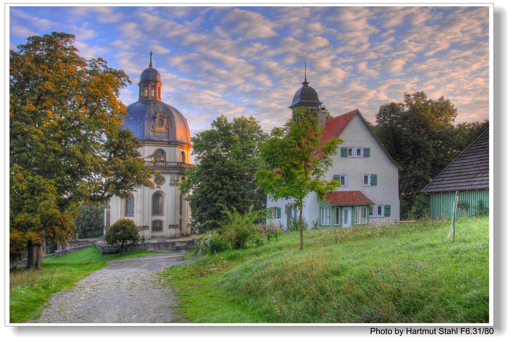 Morgensimmung bei Schöntal IV