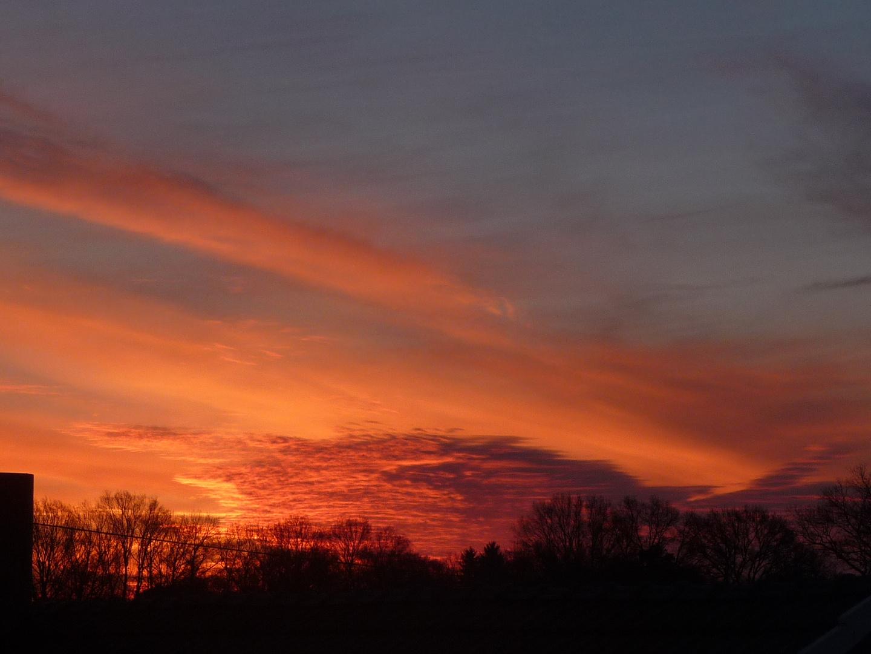 Morgensonne !