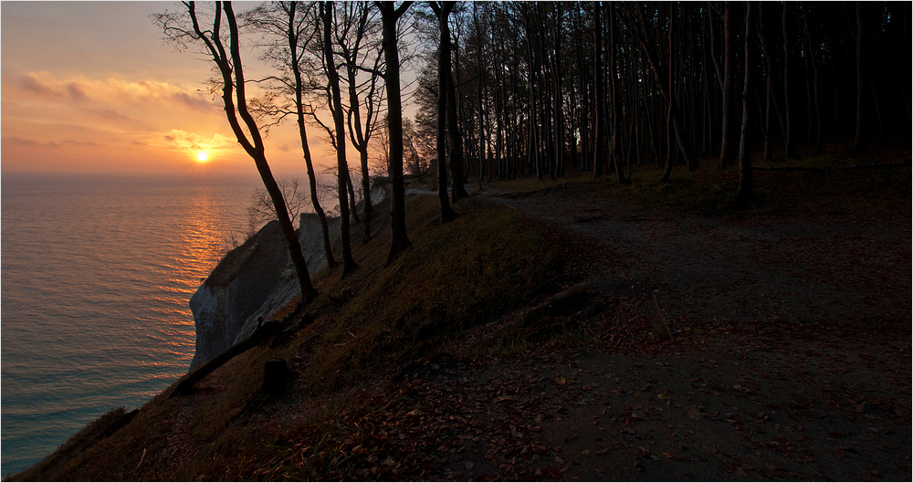 Morgensonne auf Rügen 3