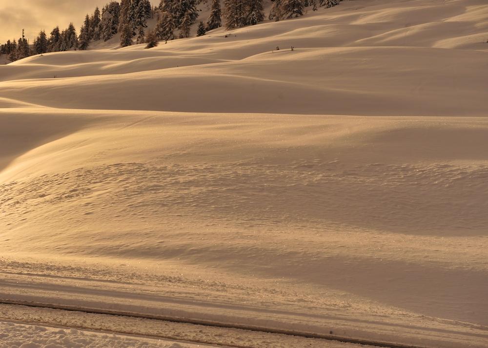 Morgenstimmung am Bernina