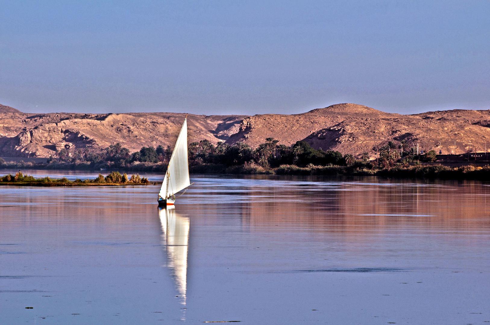Morgenstimmung am Nil