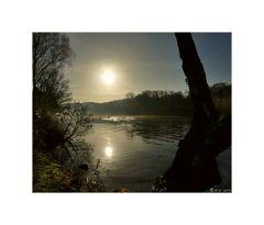 Morgenstimmung am See.