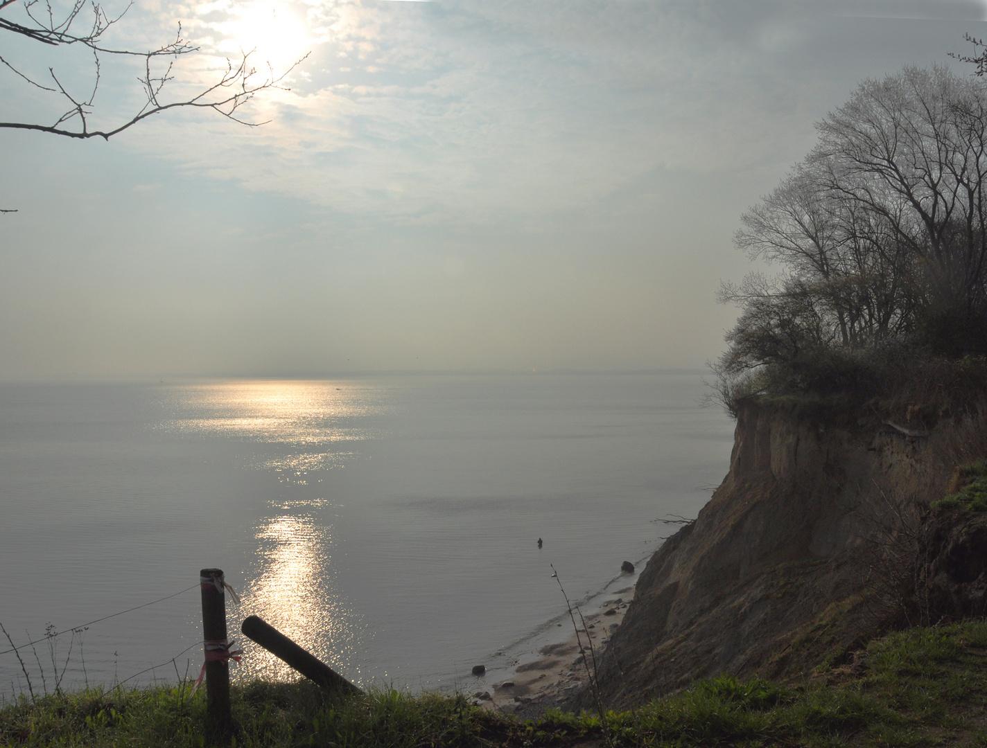 Morgenstimmung an der Ostsee