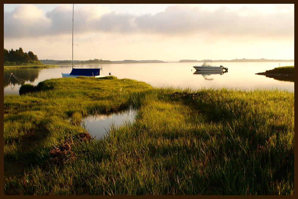 Morgenstimmung, Hamptons NY 2008