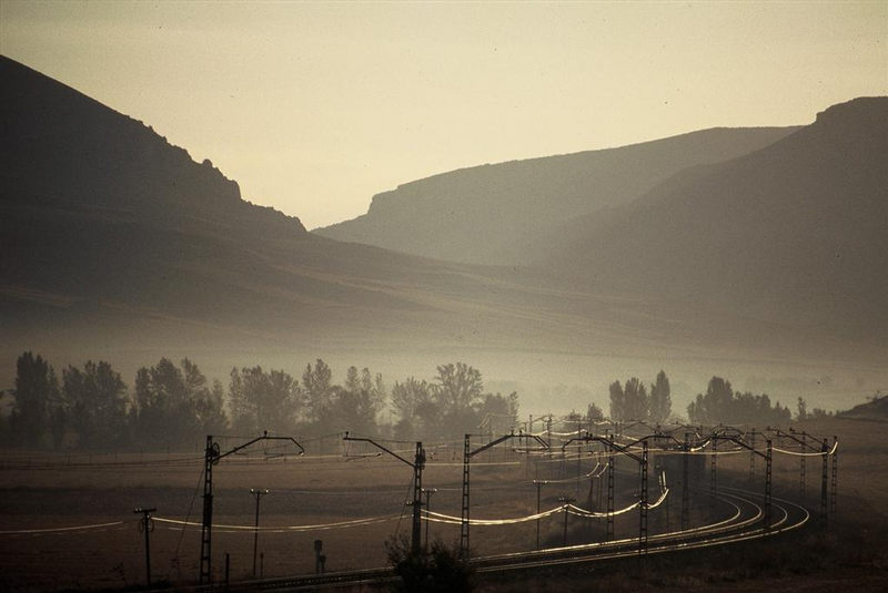Morgenstimmung im Baskenland