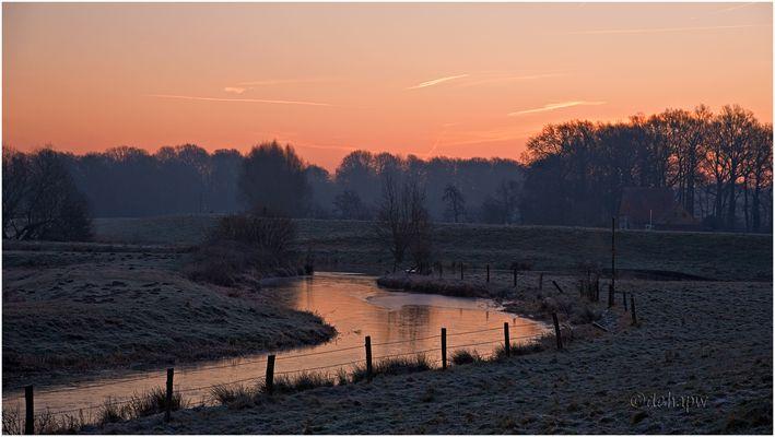 Morgenstimmung im Steinhorster Becken