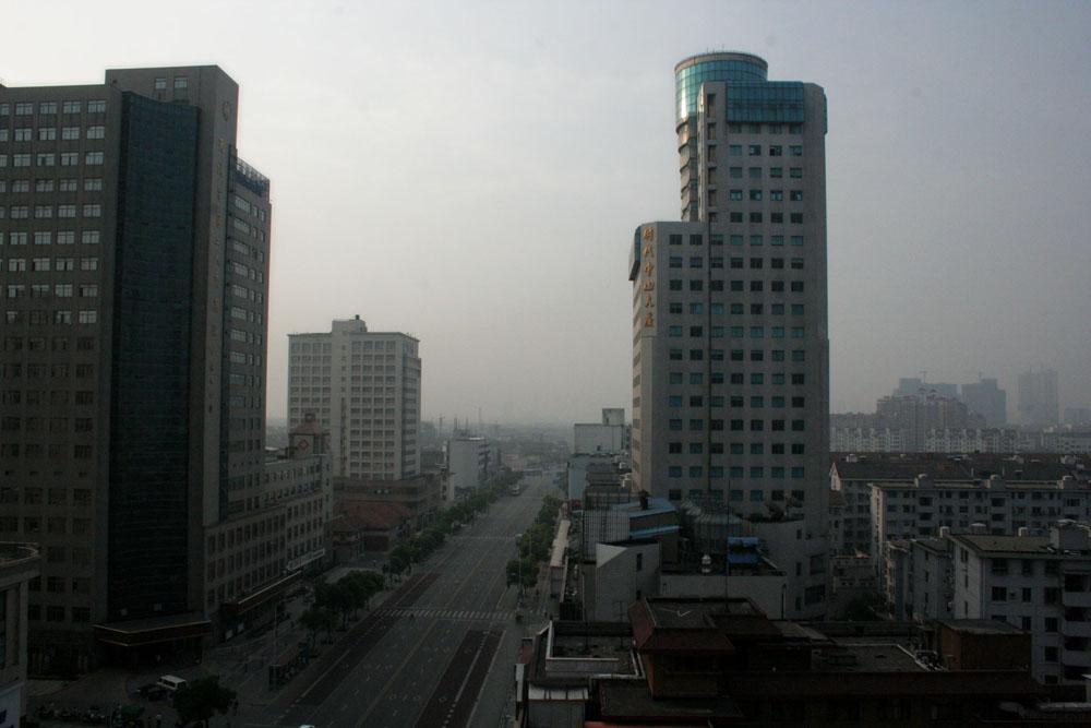 Morgenstimmung in Wuxi