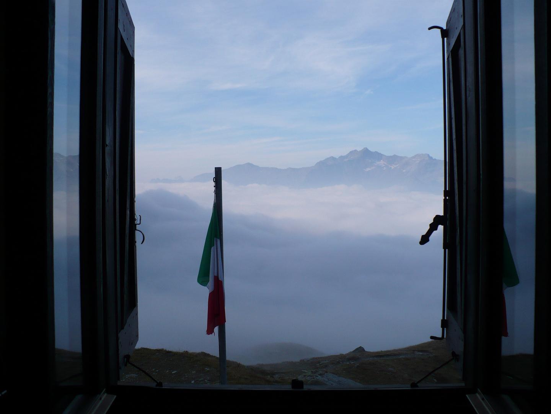 Morgenstimmung Rifugio Bertacchi