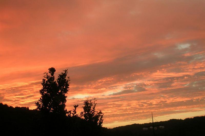 Morgenstund hat Pink im Mund