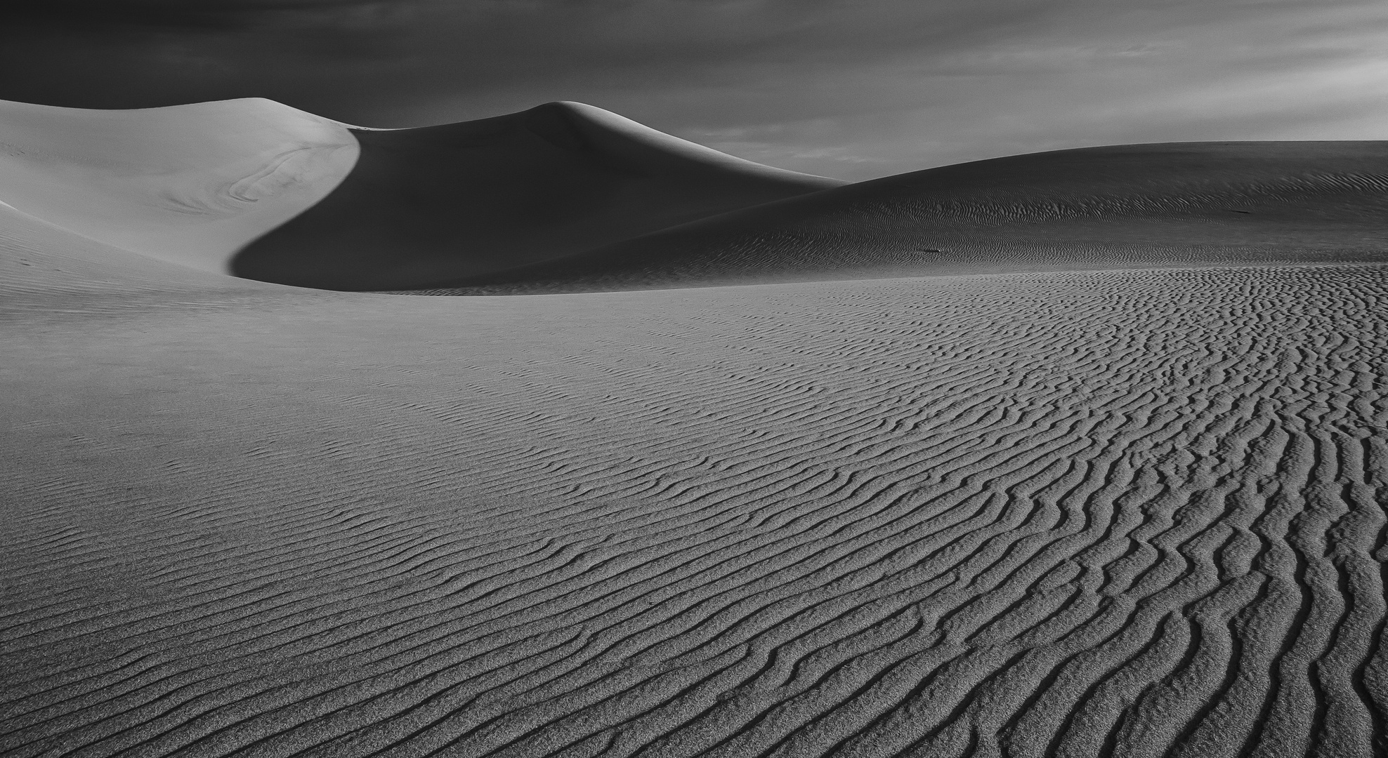 Morgenstund hat Sand im Mund II
