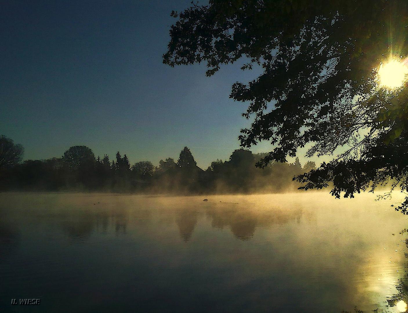 Morgenzauber an der Havel
