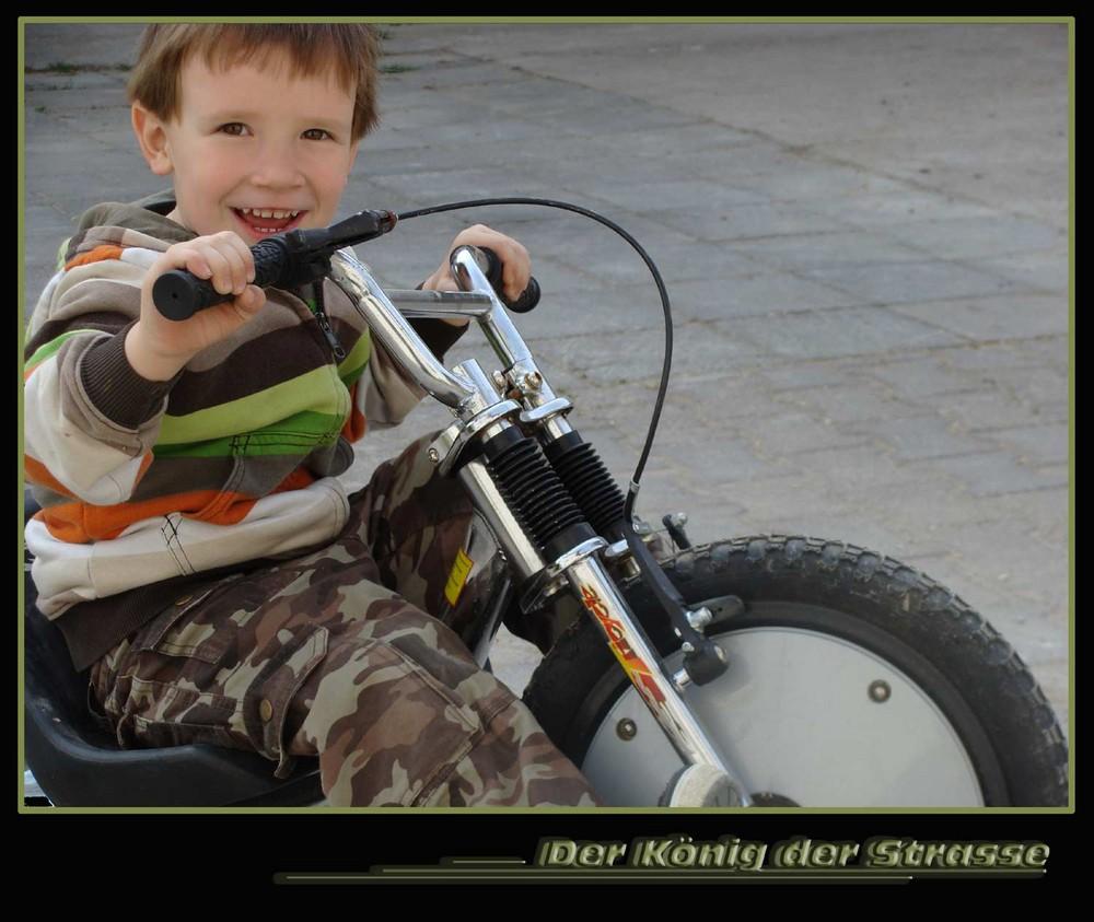 Moritz - Mein Cowboy auf 2 Rädern