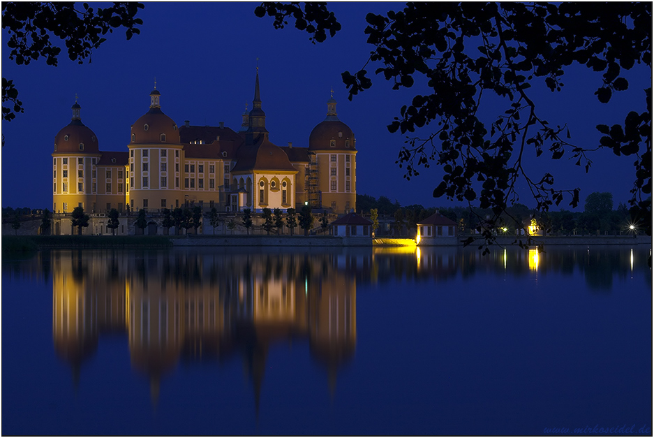 Moritzburg....