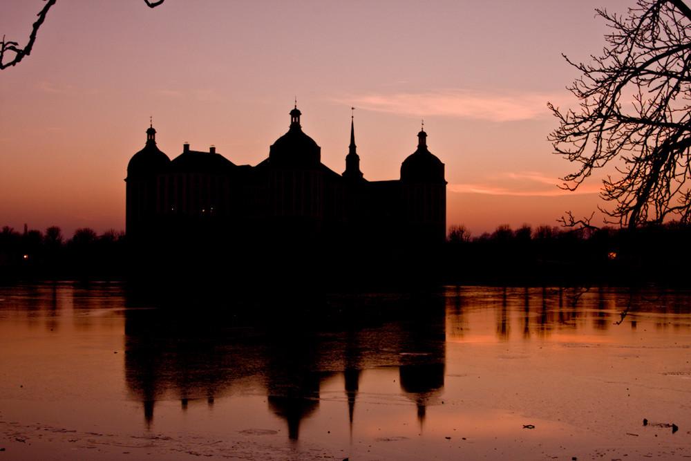 Moritzburg - immer einen Ausflug wert .. III