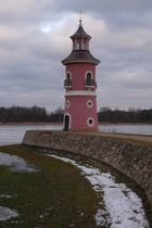 Moritzburg - Leuchtturm beim Fasanenschlößchen