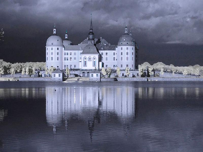 Moritzburg near Dresden