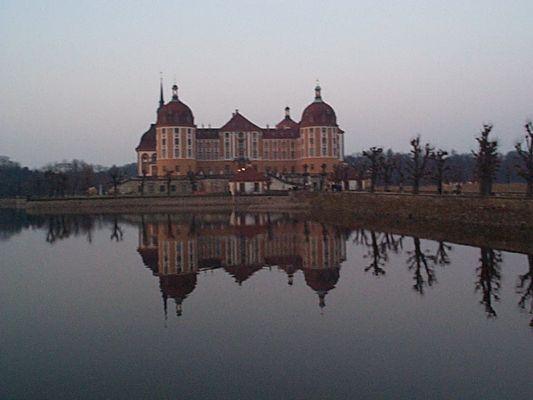 Moritzburger-Schloss