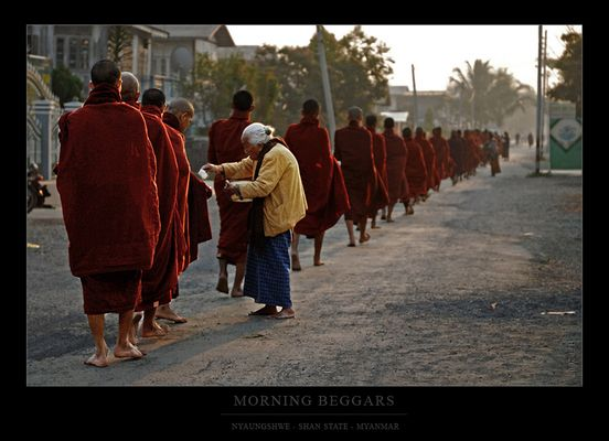Morning Beggars....