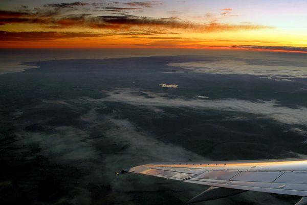 Morning Flight - Morgenflug