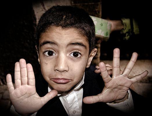 Morocco Children