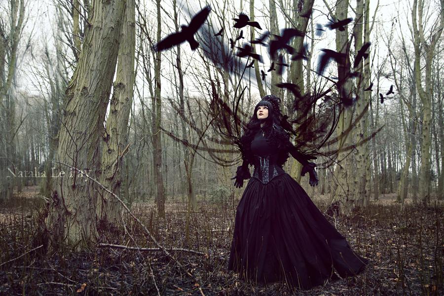 Morrigan - The Crow Queen
