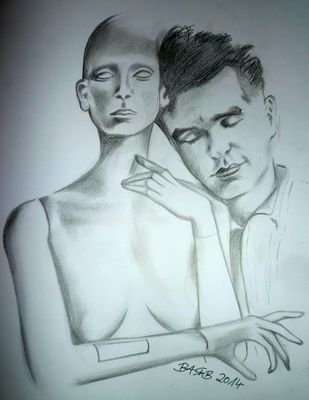 Morrissey Satellite of love