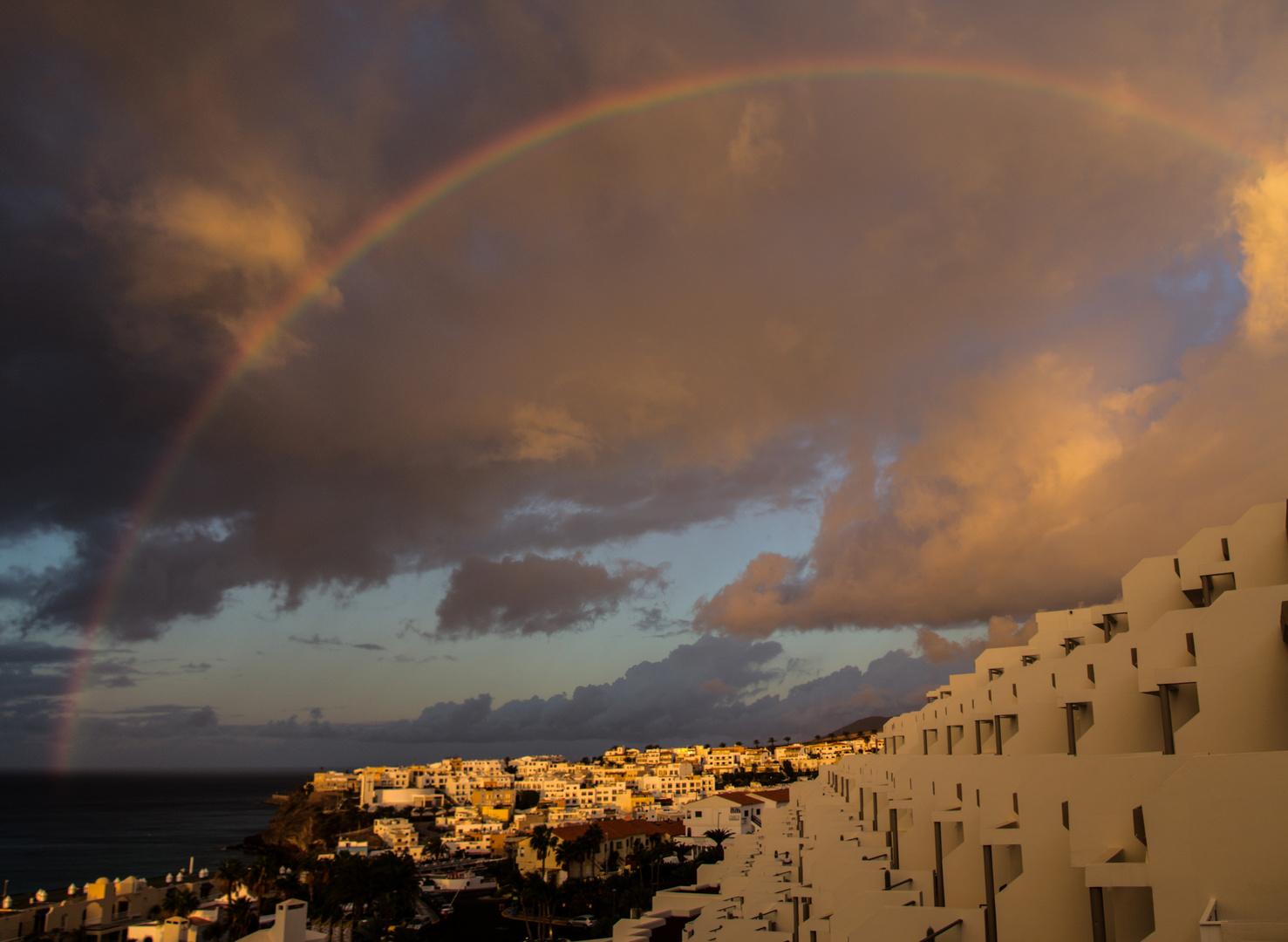 Morro Jable im Wunderlicht der Natur