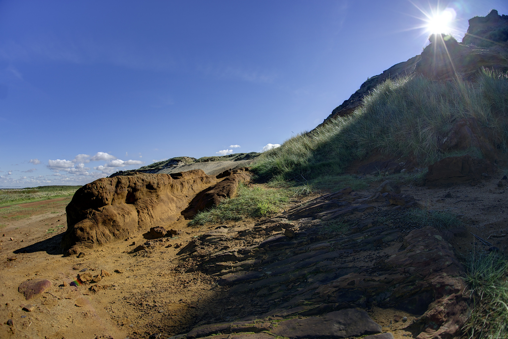 Morsum Kliff auf Sylt
