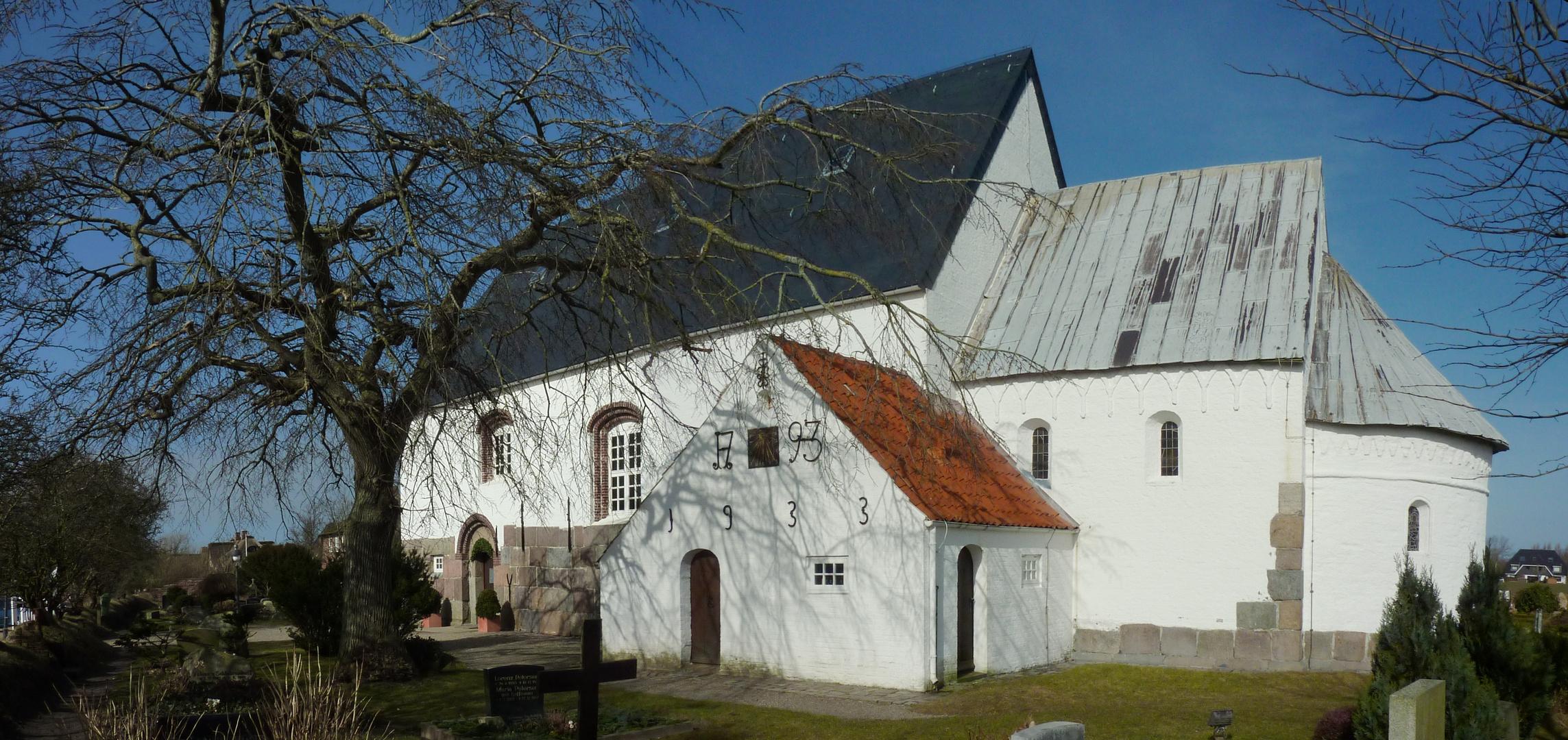 Morsum ~ Sylt ~ Kirche St. Martin