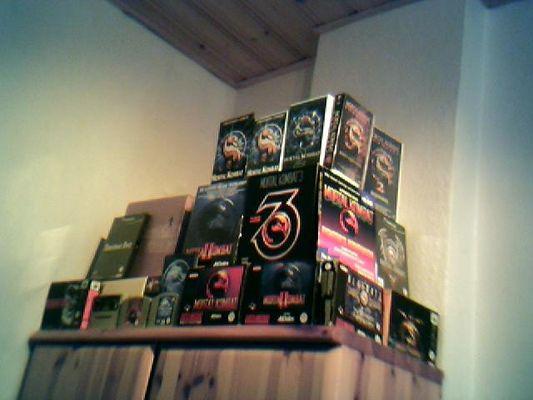 Mortal Kombat Sammlung