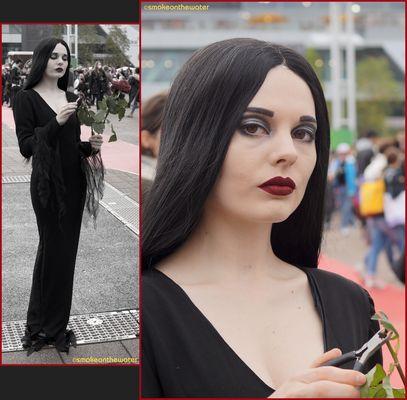 """Morticia """"Tish"""" A. Addams"""
