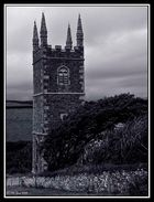 Morwenstow Church, Cornwall