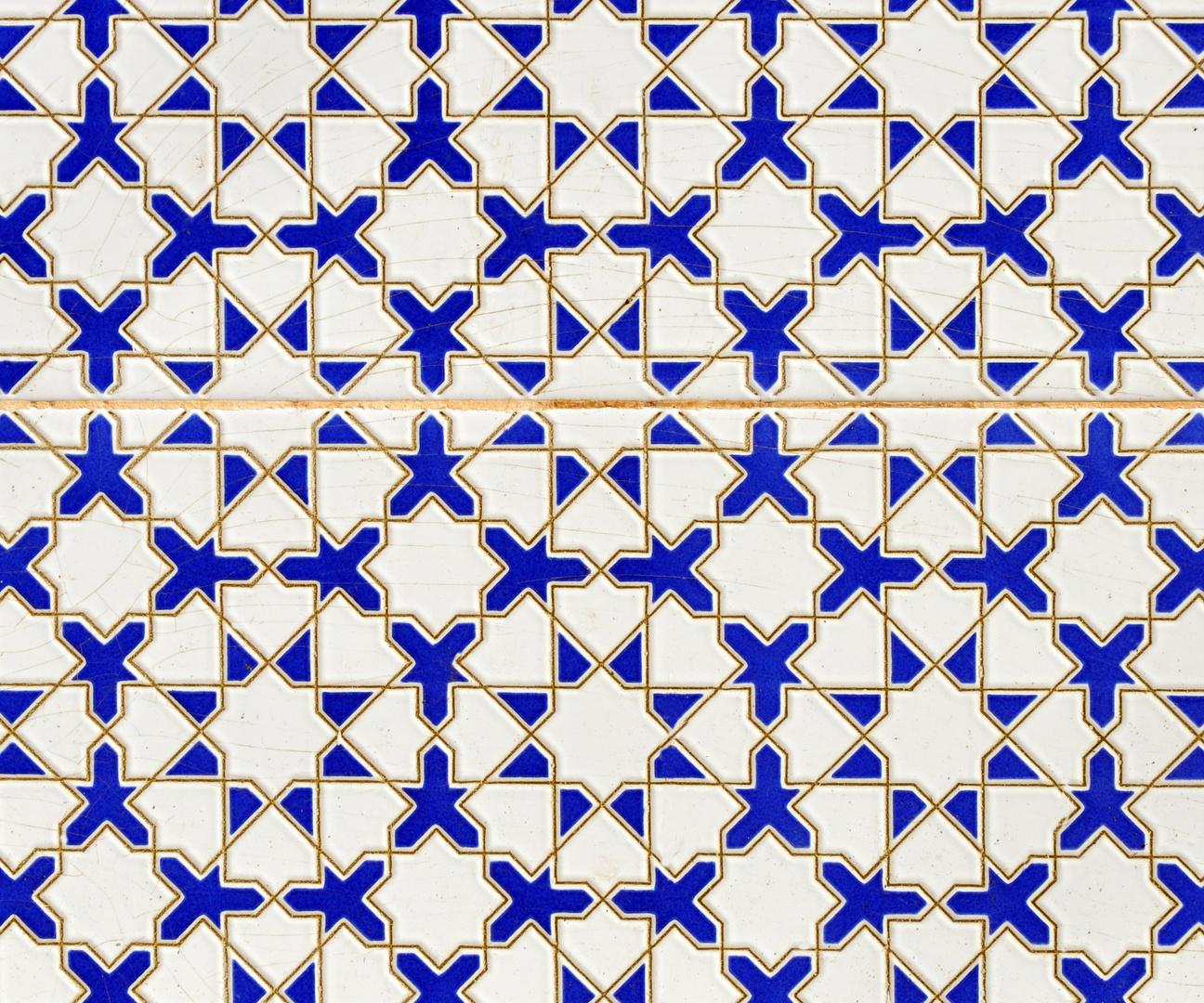 mosaico arabe