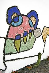 Mosaico de César Manrique