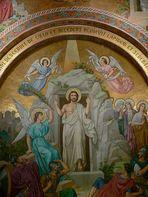 Mosaik Auferstehung