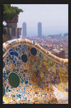 Mosaik Welle