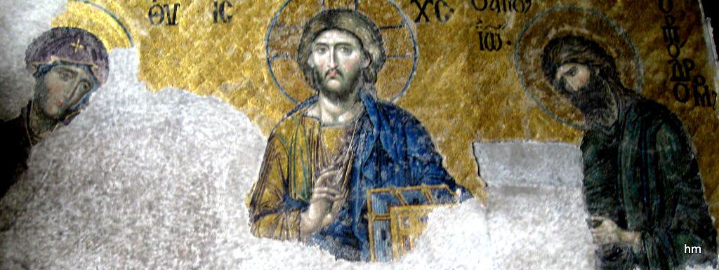 Mosaiken in der Hagia Sophia