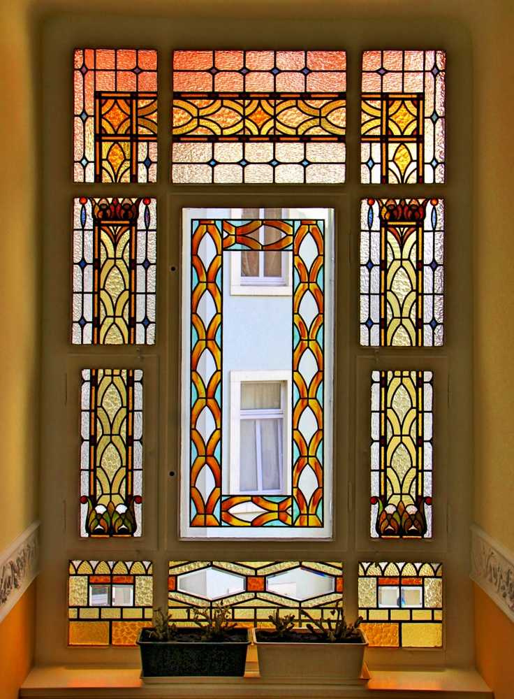 Mosaikfenster (2)