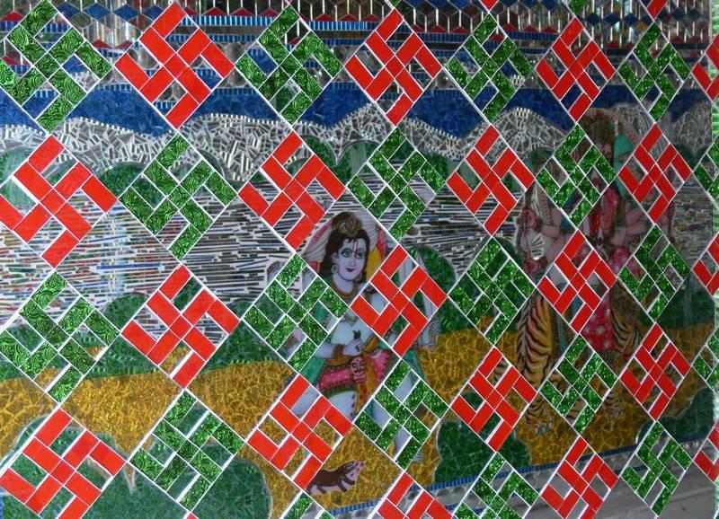 Mosaique ... / Mosaic...