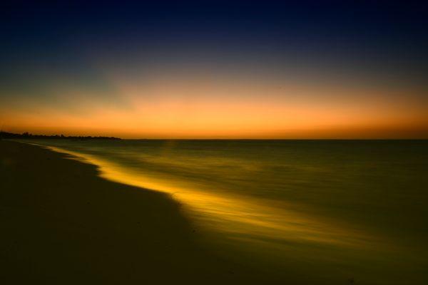 Mosambik, Sonnenuntergang I