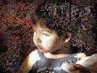 mosaïque de l'enfance