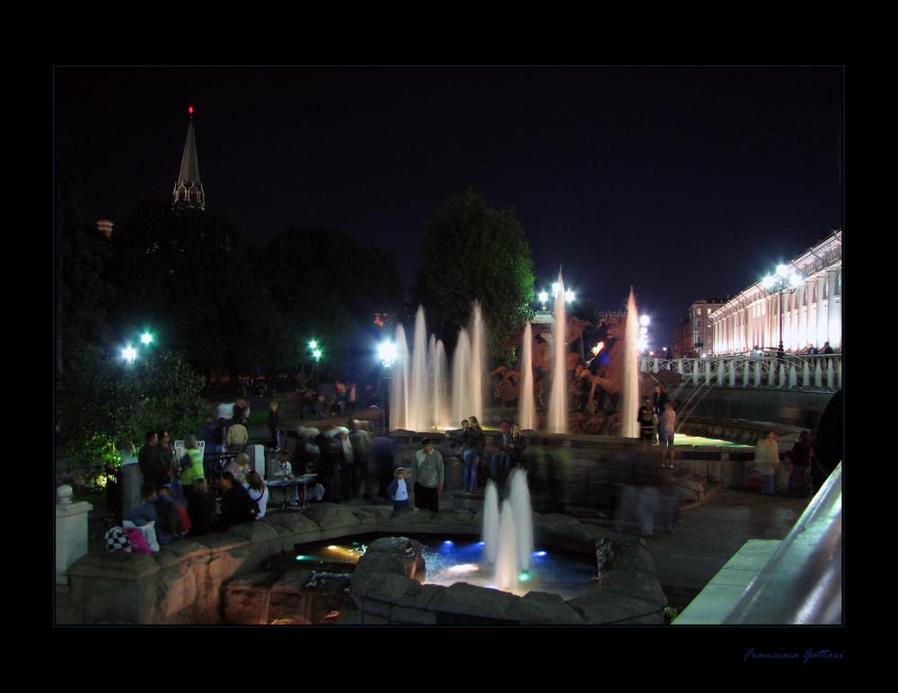 Mosca notturna