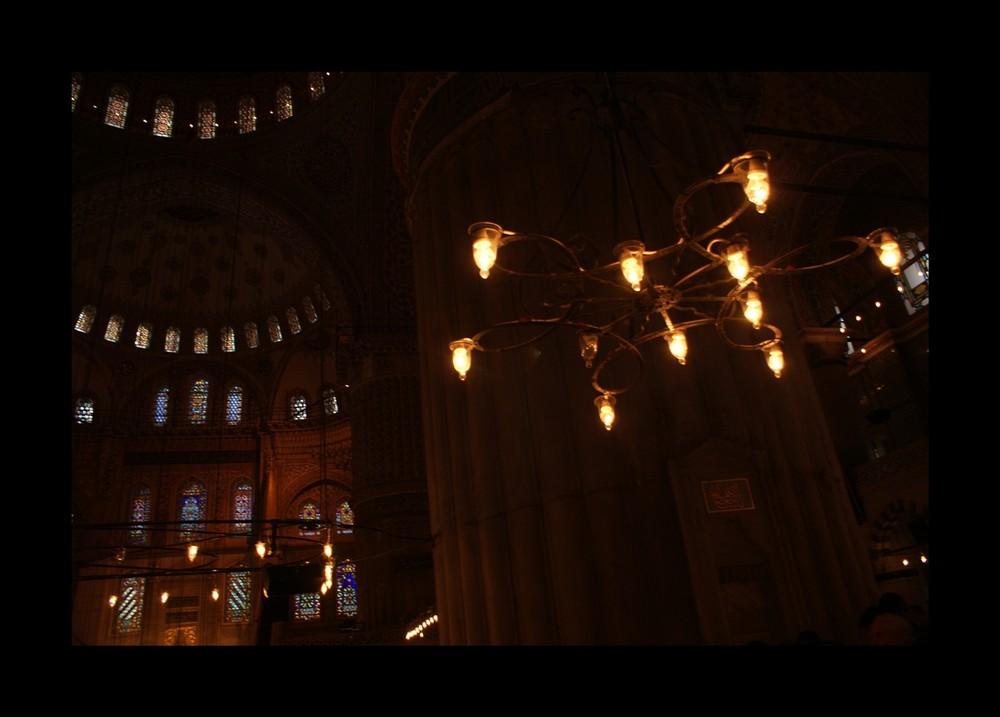 ... Moschea Blu....
