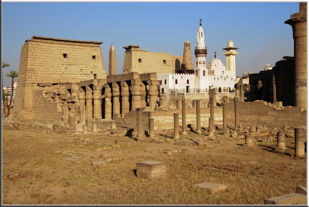 Moschee Abu el-Haggag