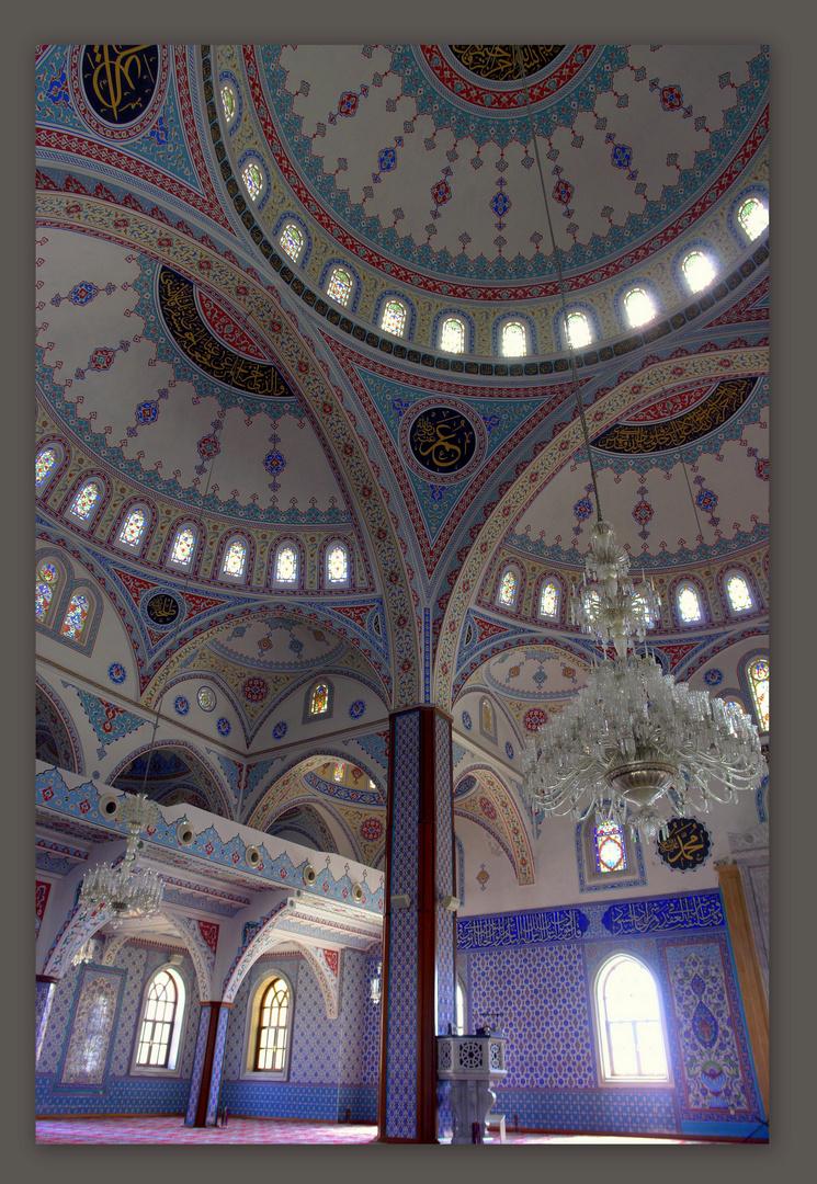 moschee für jederman zugänglich