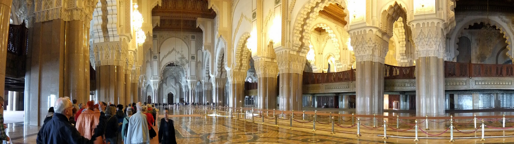 Moschee Hassan II in Casablanca 2