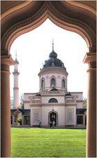Moschee im Schloßpark