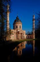 Moschee im Schlosspark Schwetzingen 1