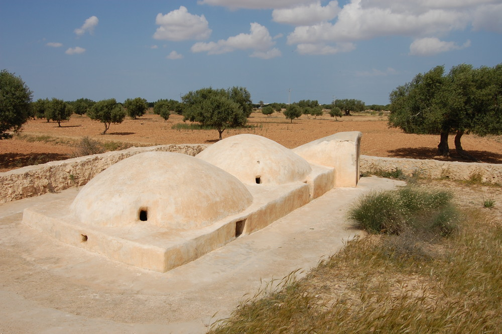 Moschee im Untergrund